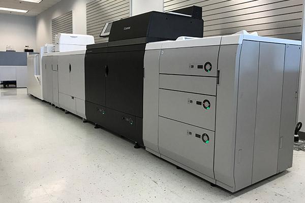 Canon imagePROGRAF C10000VP at POS Fast Copy Center