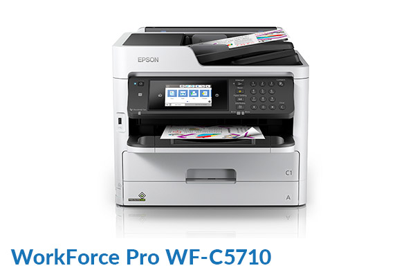 Epson WorkForce Pro WF-C5710