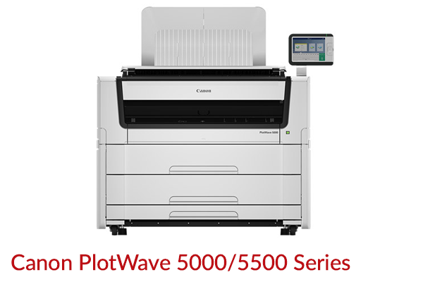 Canon Plotwave 5000/5500 Series