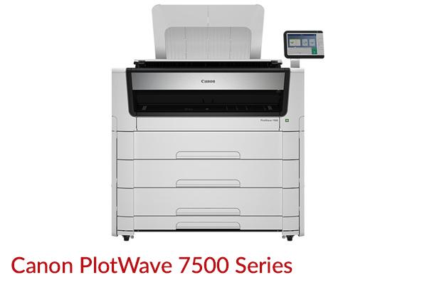 Canon Plotwave 7500 Series