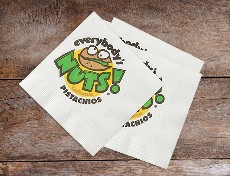 Promotional Products: Napkins